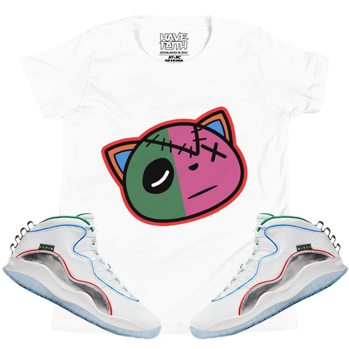 Have Faith (Wings Retro 10's) Kids T-Shirt