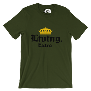 Living Extra (CP3 Class of 2003 12's) T-Shirt - HaveFaithClothingCo