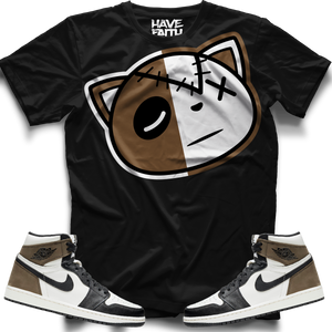 Have Faith (Dark Mocha Retro 1's) T-Shirt - Shop Men, Women, Kids clothing and accessories To Match Your Kicks online