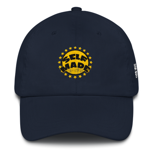 Self Made (Michigan 12's) Dad hat - Shop Men, Women, Kids clothing and accessories To Match Your Kicks online