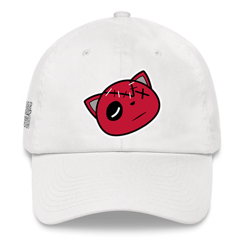 Have Faith (Tinker University Red 3's) Dad hat