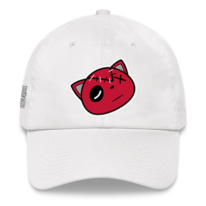 Have Faith (Tinker University Red 3's) Dad hat - HaveFaithClothingCo