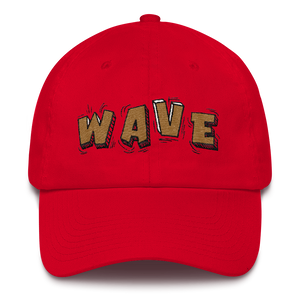 Wave (Retro 4 Singles Day) Dad Hat