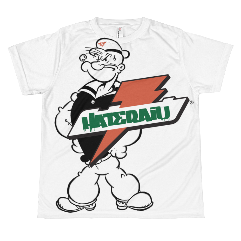 Hateraid (Gatorade 6s) Youth Sublimation T-shirt - HaveFaithClothingCo