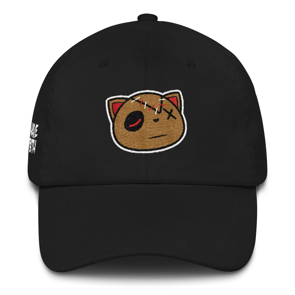 Have Faith (Black Laser 4's) Dad Hat - HaveFaithClothingCo