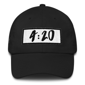 420 Dad Hat - HaveFaithClothingCo