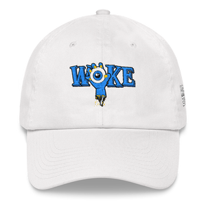 Woke (Melo 2's) Dad Hat - HaveFaithClothingCo