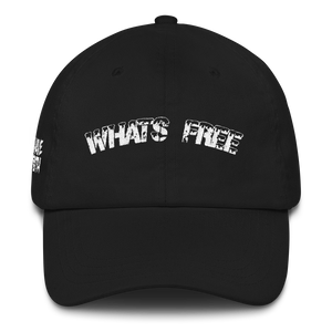 Whats Free Dad hat