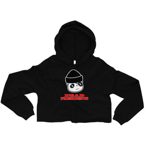 Dead Presidents (PSG 1's) Crop Hoodie - HaveFaithClothingCo