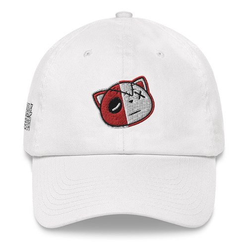 Have Faith (Fire Red Retro 5's) Dad Hat - HaveFaithClothingCo