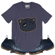 Have Faith (Midnight Navy Foams) T-Shirt - Shop Men, Women, Kids clothing and accessories To Match Your Kicks online