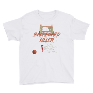 Backboard Killer (Shattered Backboard 1s) Youth Short Sleeve T-Shirt - HaveFaithClothingCo