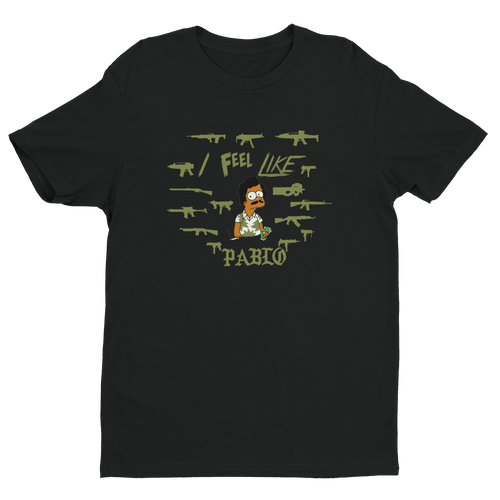 I Feel Like Pablo (Altitude 13s) T-shirt - HaveFaithClothingCo
