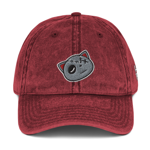 Have Faith (Red Cement Retro 3's) Vintage Dad Hat - HaveFaithClothingCo