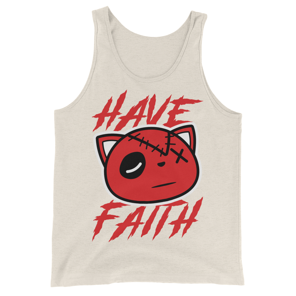 Have Faith (Platinum Tint 11's) Tank Top - Shop Men, Women, Kids clothing and accessories To Match Your Kicks online
