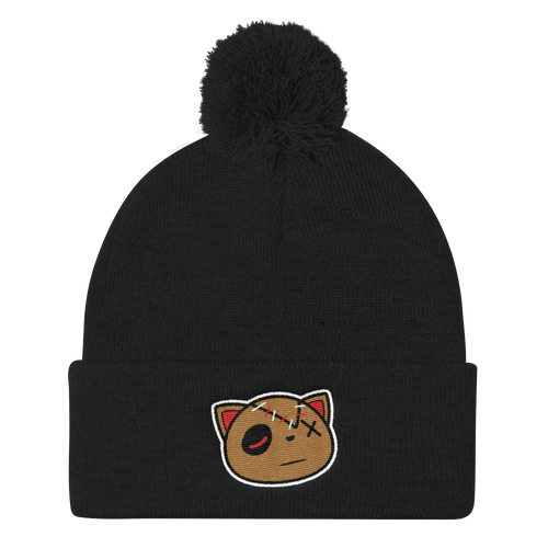 Have Faith (Black Laser 4's) Pom Pom Beanie - Shop Men, Women, Kids clothing and accessories To Match Your Kicks online