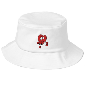Vday Swag (Valentines Day 8's) Old School Bucket Hat - Shop Men, Women, Kids clothing and accessories To Match Your Kicks online