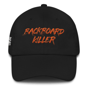 Backboard Killer (Shattered Backboard 1s) Dad hat - HaveFaithClothingCo