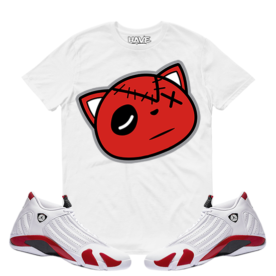 Have Faith (Candy Cane 14's) T-Shirt - HaveFaithClothingCo