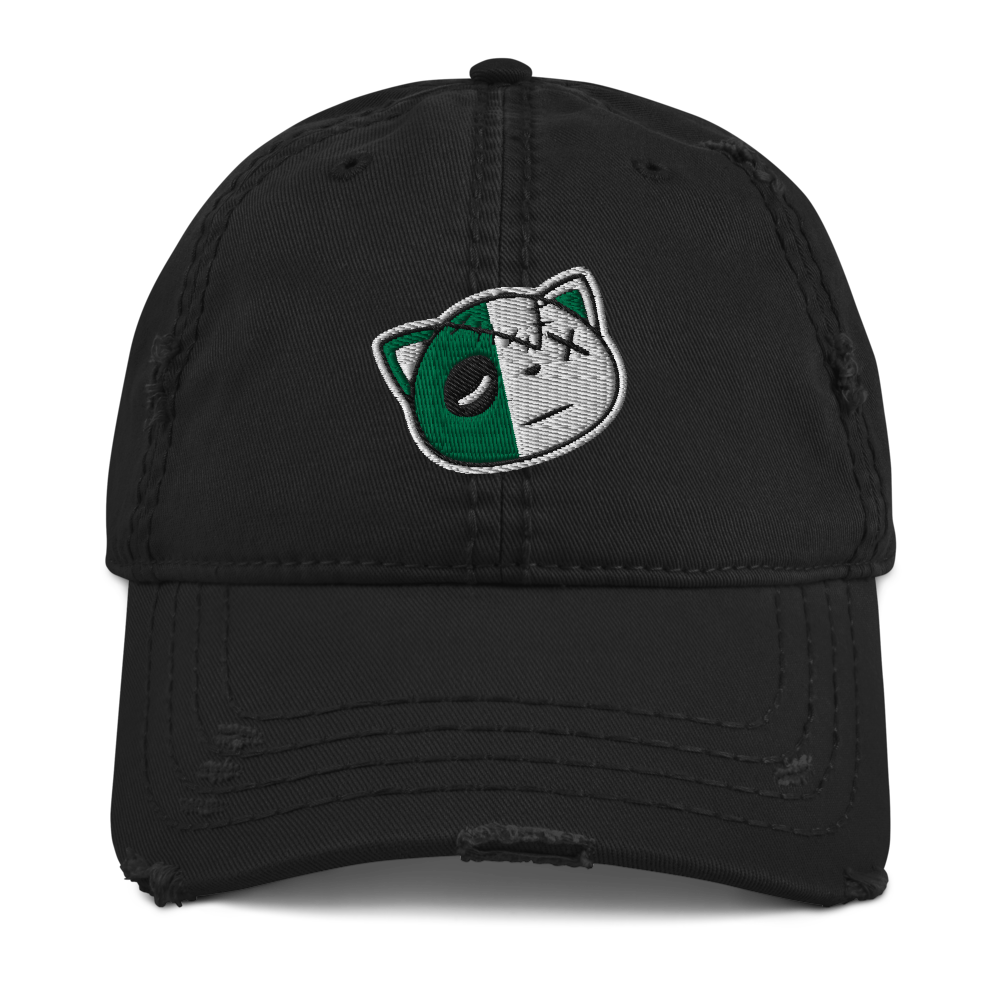 Have Faith (Pine Green 1's) Distressed Dad Hat - Shop Men, Women, Kids clothing and accessories To Match Your Kicks online