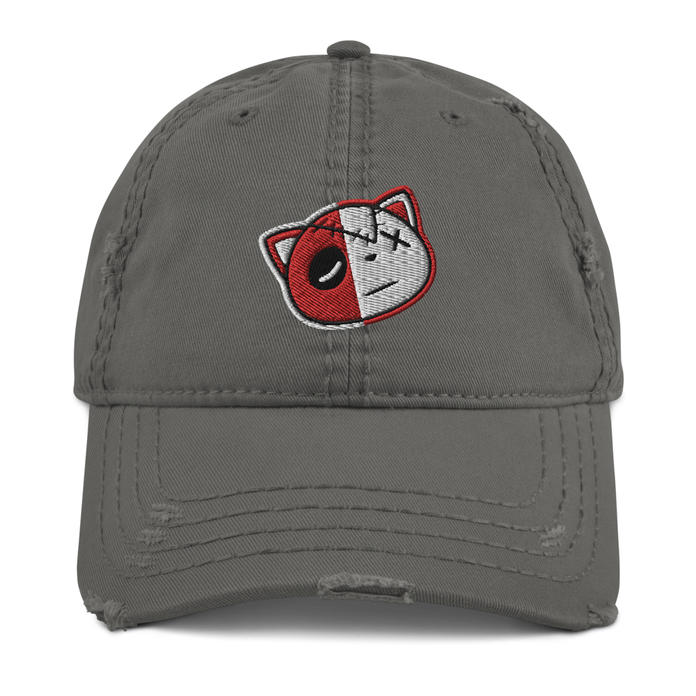 Have Faith (Red Cement Retro 3's) Distressed Dad Hat - Shop Men, Women, Kids clothing and accessories To Match Your Kicks online