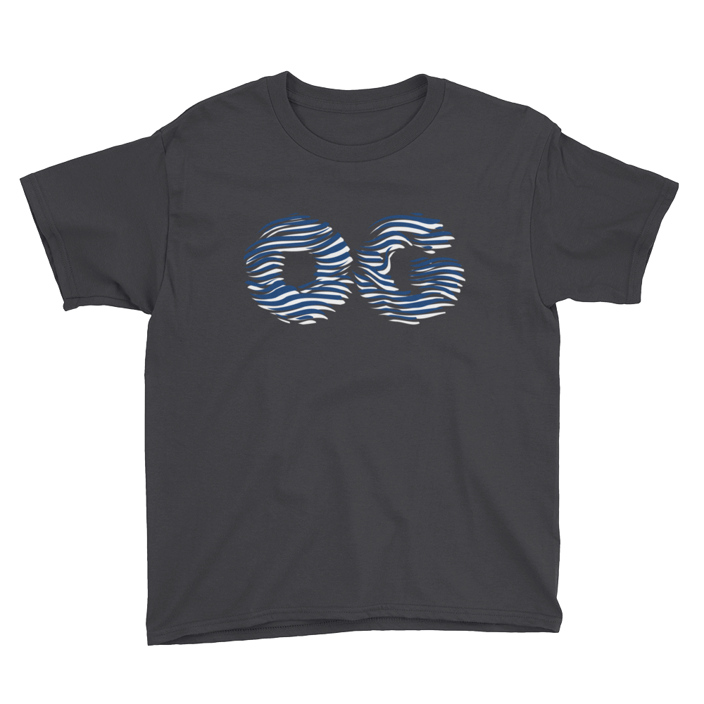 OG (OG Game Royal 1s) Youth Short Sleeve T-Shirt - Shop Men, Women, Kids clothing and accessories To Match Your Kicks online