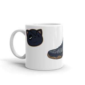 Nike Air Foamposite One Midnight Navy Mug