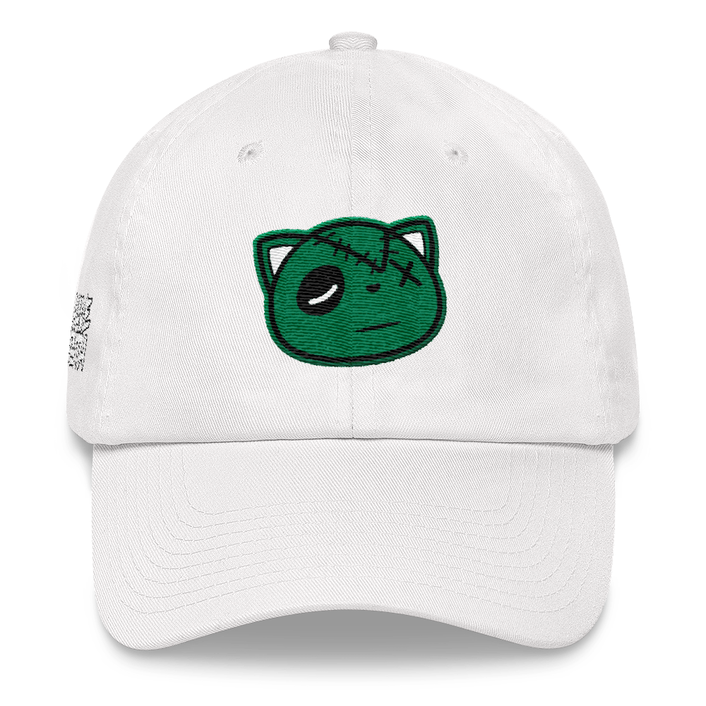 Have Faith Logo (Pine Green 1's) Dad hat
