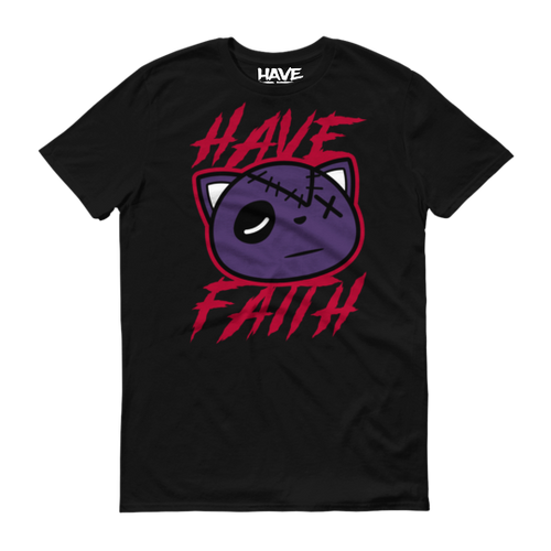Have Faith (NRG Raptor 4's) T-Shirt - HaveFaithClothingCo
