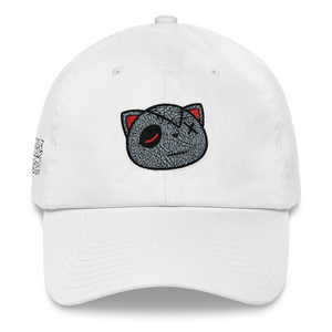 Cement Have Faith (Katrina 3s) Dad hat - HaveFaithClothingCo
