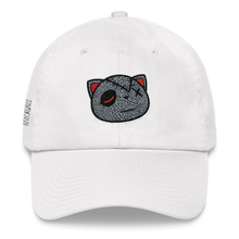 Have Faith (Fire Red 3's) Dad hat - HaveFaithClothingCo