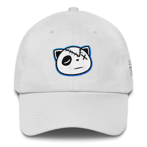Have Faith Logo (Pure White 3's) Dad Hat - HaveFaithClothingCo