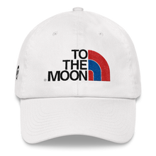 To The Moon Dad hat - HaveFaithClothingCo