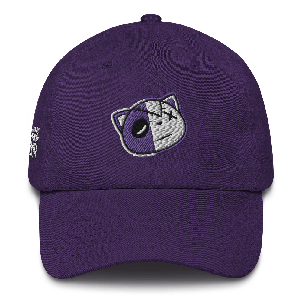 Have Faith (Court Purple Retro 1's) Dad Hat - HaveFaithClothingCo