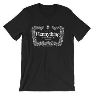 Hennything (Im Back 10s) T-Shirt - HaveFaithClothingCo