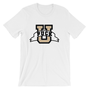 Fuck U (Gold Toe 1s) T-Shirt - HaveFaithClothingCo