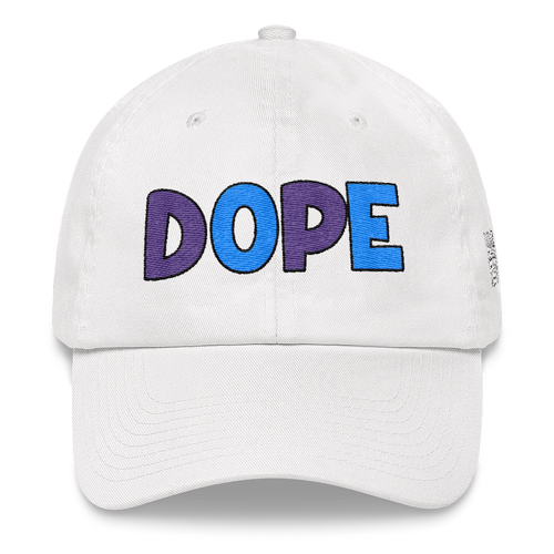 Dope (Grape 5's) Dad hat - Shop Men, Women, Kids clothing and accessories To Match Your Kicks online