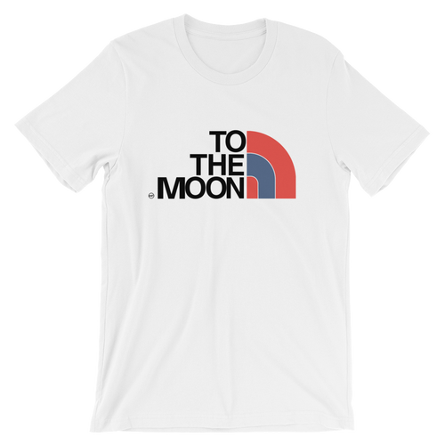 To The Moon (True Blue 3s) T-Shirt - Shop Men, Women, Kids clothing and accessories To Match Your Kicks online