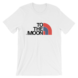 To The Moon (True Blue 3s) T-Shirt - HaveFaithClothingCo