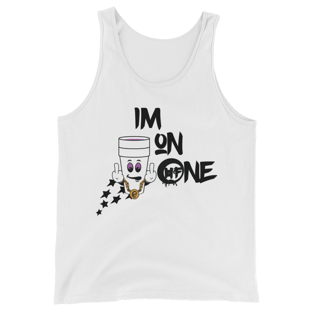 Im On One (Im Back 10s) Tank Top - HaveFaithClothingCo