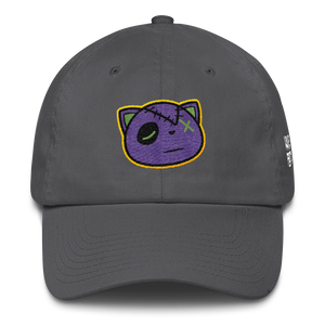 HF Logo (Bordeaux 7's) Dad Hat - Shop Men, Women, Kids clothing and accessories To Match Your Kicks online