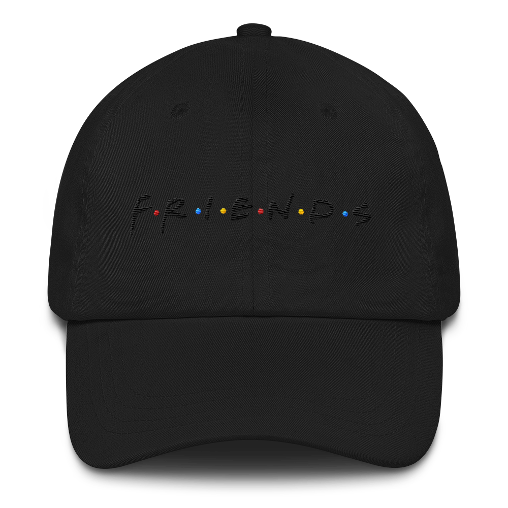 Friends Dad hat - HaveFaithClothingCo
