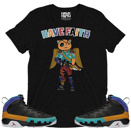 HF In The Fort (Dream It, Do It 9's) T-shirt - Shop Men, Women, Kids clothing and accessories To Match Your Kicks online
