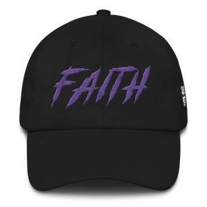 Faith (NRG Raptor 4's) Dad hat - HaveFaithClothingCo