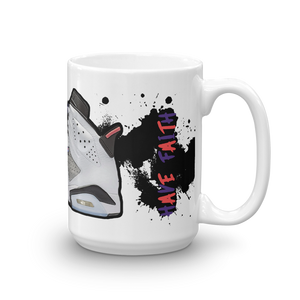Air Jordan Retro 6 Flint Mug - HaveFaithClothingCo