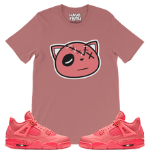 Have Faith (Hot Punch 4's) T-Shirt - Shop Men, Women, Kids clothing and accessories To Match Your Kicks online