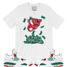 The Get Back (Do The Right Thing 4's) T-Shirt - Shop Men, Women, Kids clothing and accessories To Match Your Kicks online