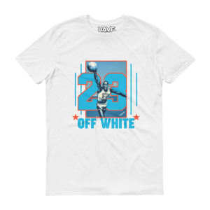 Off White (Off White UNC 1's) T-Shirt - HaveFaithClothingCo