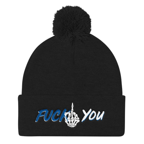 Fuck You (Orlando 10's) Beanie - HaveFaithClothingCo
