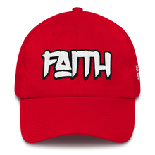 Faith (Bred) Dad Hat - HaveFaithClothingCo